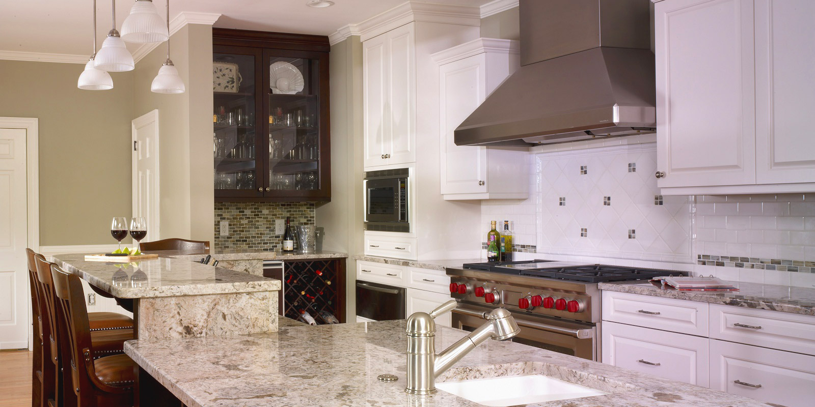 he Kitchen Specialists - a custom kitchen design shop located in ... - ^