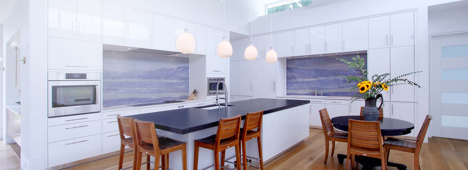 Chapel Hill Modern Architectural Kitchen Design and Remodel