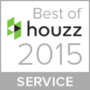 Best of Houzz 2015 Award