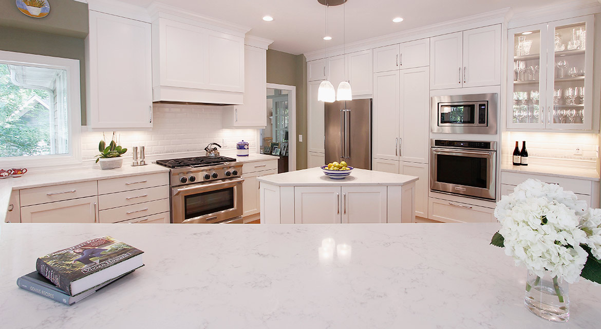 Clean Transitions Kitchen | Our Kitchen Design Portfolio in ...