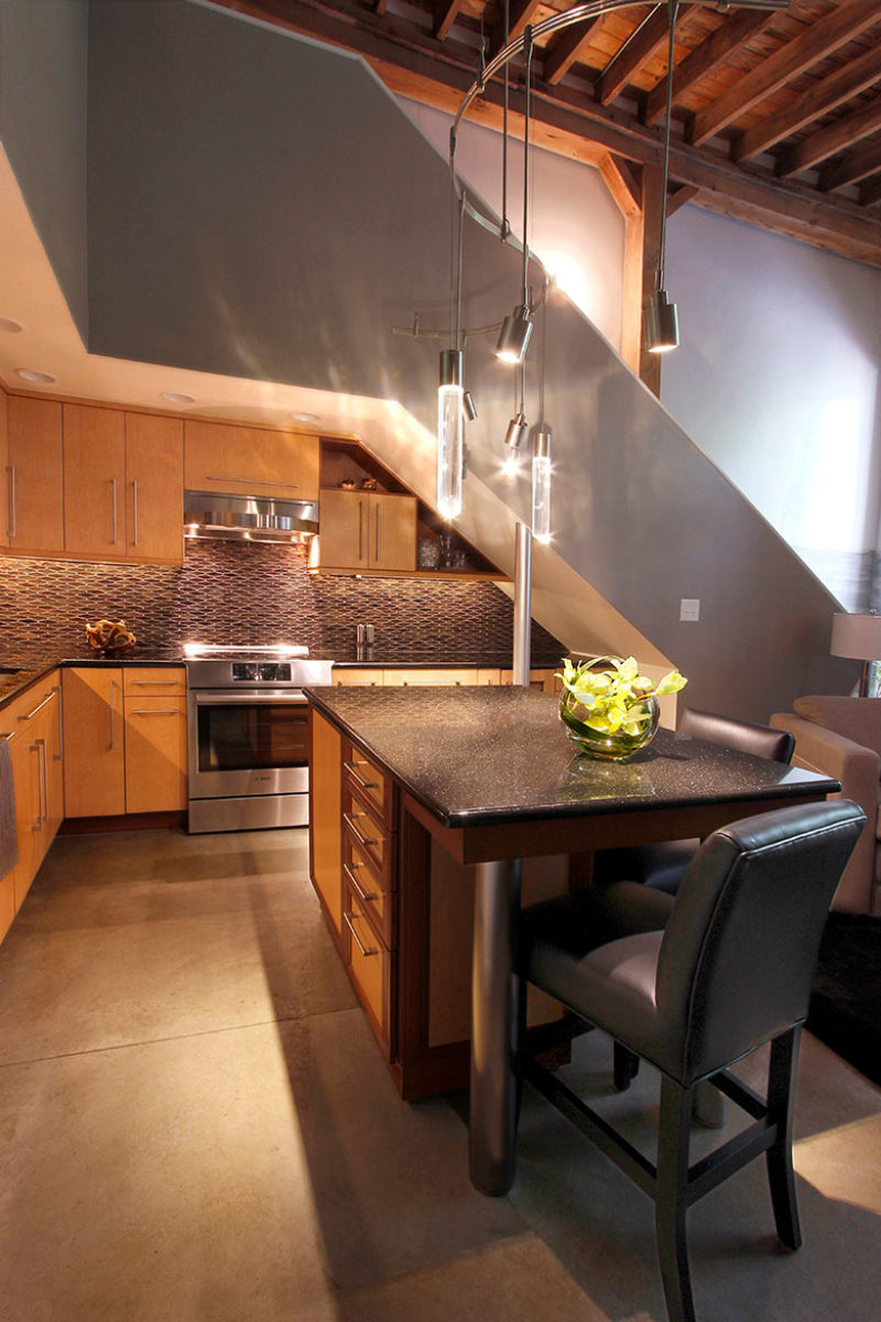 raleigh-loft-kitchen-remodel-1 » The Kitchen Specialist