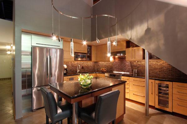 Raleighloftkitchenremodel48 The Kitchen Specialist Classy Raleigh Kitchen Remodel Model Interior