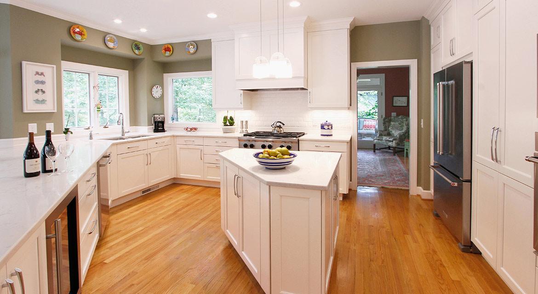 the kitchen specialist - G shaped kitchen » The Kitchen ...